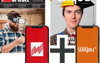 Jetzt Azubi-Kampagne 2021/22 starten – in den Wirtschafts- und Berufsbildungsmedien mit der stärksten KOMBI-Reichweite in Thüringen!